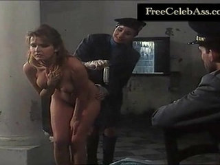 Laetitia Bisset Police Strip Search in Midnight Obsession | officerstriptease