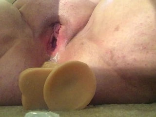 Anal and pussy penetration with squirting and fisting | analfistingpenetrationpussysquirt