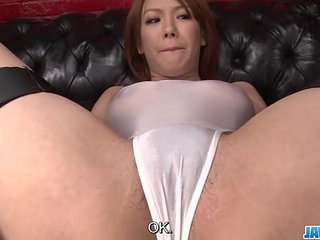 Subtitles Japanese beauty Rei gets dick in her nice pussy | beautydickjapanesepussy