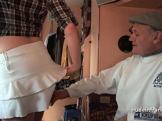MMMF Amateur french redhead hard DP in foursome gangbang with Papy Voyeur | 4someamateurfrenchgangbangredheadvoyeur