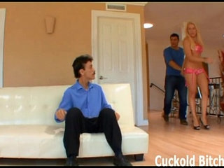 How does it feel to be a pathetic cuckold? | cuckold