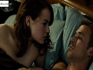 Emma Stone best sexy and smoking fetish Gangster Squad 2013 | fetishsexysmoking