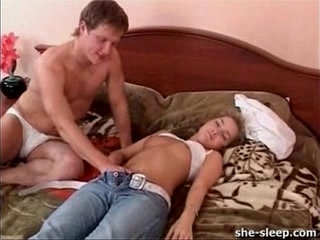 thick dick surprise for a sleeping bitch   big cockbitchsleeping