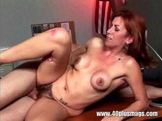 Hairy divorcee muff pounded | hairypounding