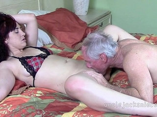Playtime for the Lady with Lady Italy and Jack Moore as Uncle Jack | ladyuncle