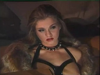 Orgy in leather dress for sex slaves | leatherold manorgyslave