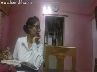 Indian Aunty Sex Horny Lily In Office HD   auntyhigh definitionhornyindianoffice